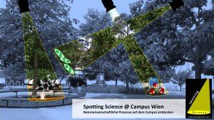 Es kann losgehen! Entdecken Sie naturwissenschaftliche Phänomene am Campus!