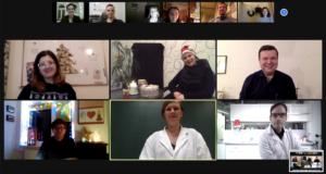 Virtuelle chemische Weihnachten mit 1000 Zuschauer*innen