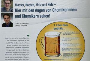 Chemische Bierdeckel publiziert
